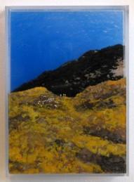 "Acrylic on multiple acrylic panels. ©Jess Hurley Scott""And Again"", 2015, 32"" x 40"", Acrylic on multiple acrylic panels. ©Jess Hurley Scott, painting, ocean painting, marine artist, art, painter, seascape, contemporary art, surfside, surf side, ocean wave painting, wave painting, marine art, ireland"