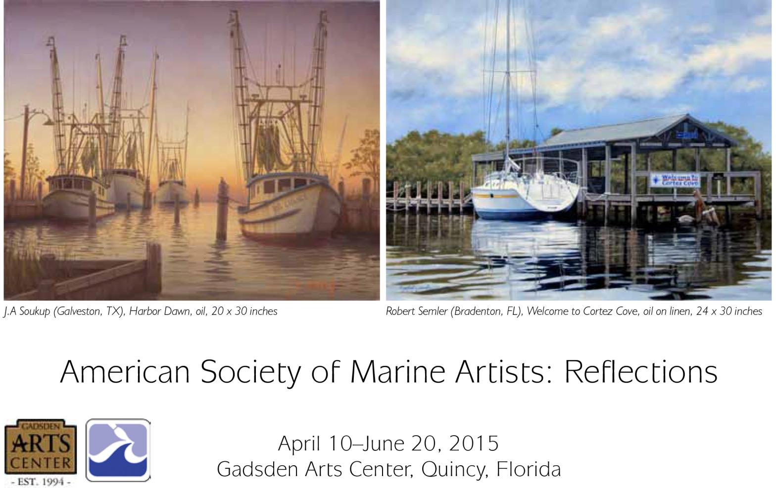 ASMA, American Society of Marine Artists, seascape, marine art, painting
