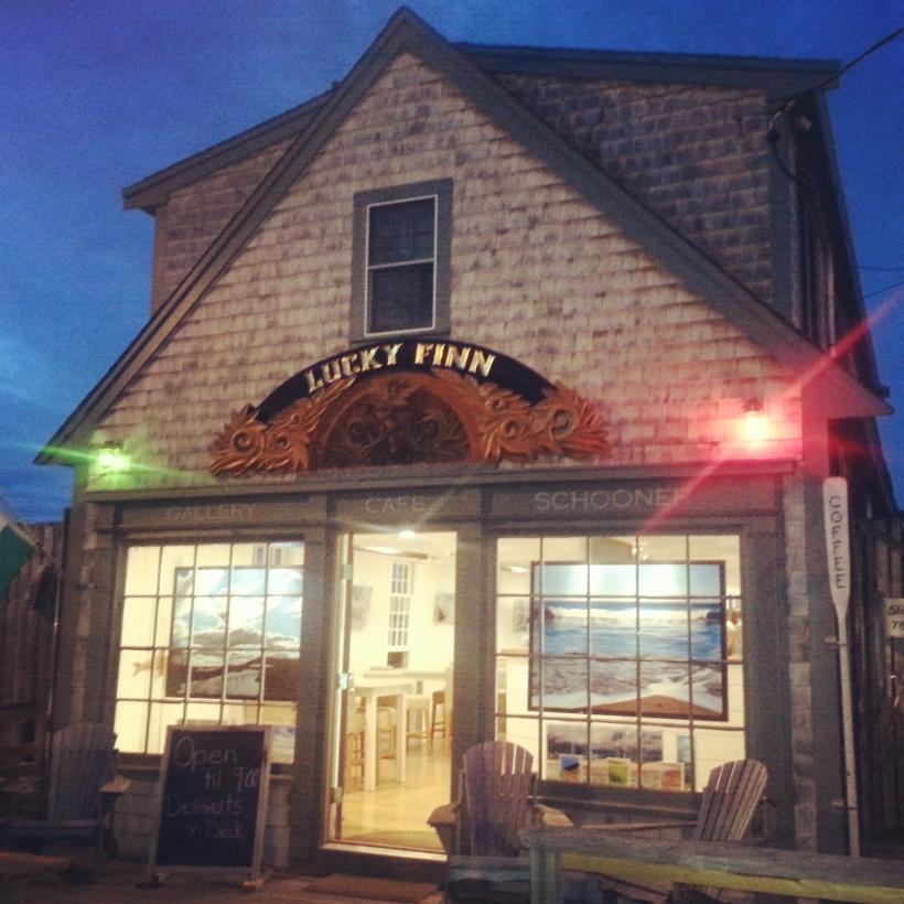 The Lucky Finn, 206 Front Street, Scituate, MA Jess Hurley Scott, Art