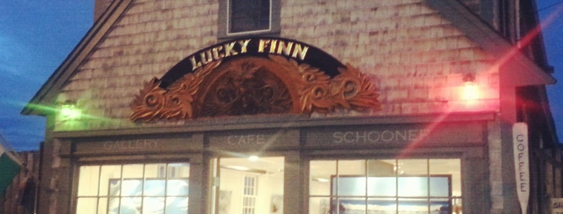 The Lucky Finn, 206 Front Street, Scituate, MA Jess Hurley Scott, Art