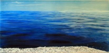 art, contemporary art, painting, acrylic on multiple acrylic panels, 2015 ©Jess Hurley Scott