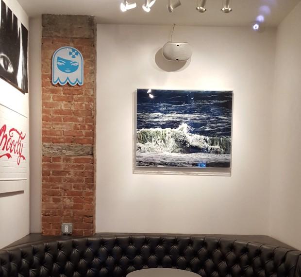 jess hurley scott, ghost, woodward gallery, new york gallery, new york art, exhibition