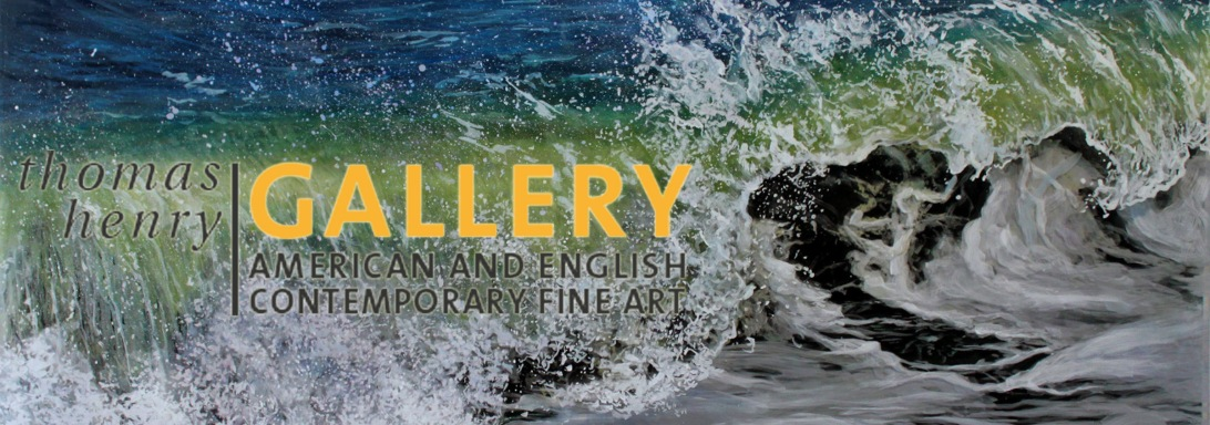 Thomas Henry Gallery, Nantucket with Jess Hurley Scott, contemporary painter