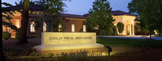 quinlan visual arts center