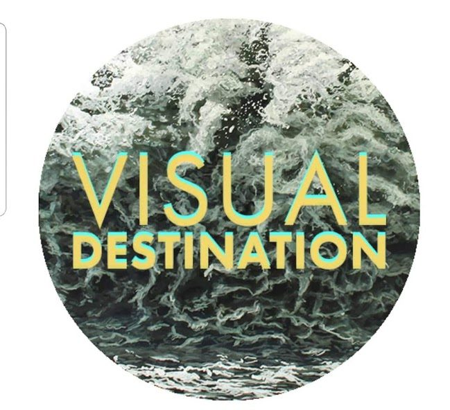 wave, visual desintation, image courtesy of the Woodward Gallery