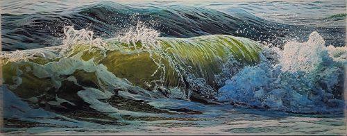 Painting, Seascape, Jess Hurley Scott